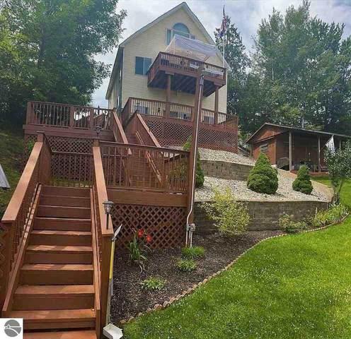 114 Lakeview Drive, Hale, MI 48739 (MLS #1890654) :: CENTURY 21 Northland