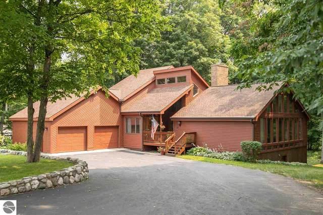 11465 S Ramblewood Drive, Cedar, MI 49621 (MLS #1890681) :: Boerma Realty, LLC
