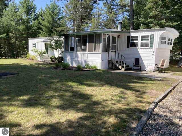 301 Arrowwood, Prudenville, MI 48651 (MLS #1891268) :: Boerma Realty, LLC
