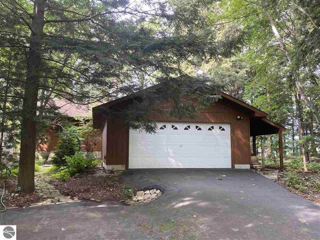 1832 Birchview Drive, Kewadin, MI 49648 (MLS #1892254) :: Boerma Realty, LLC