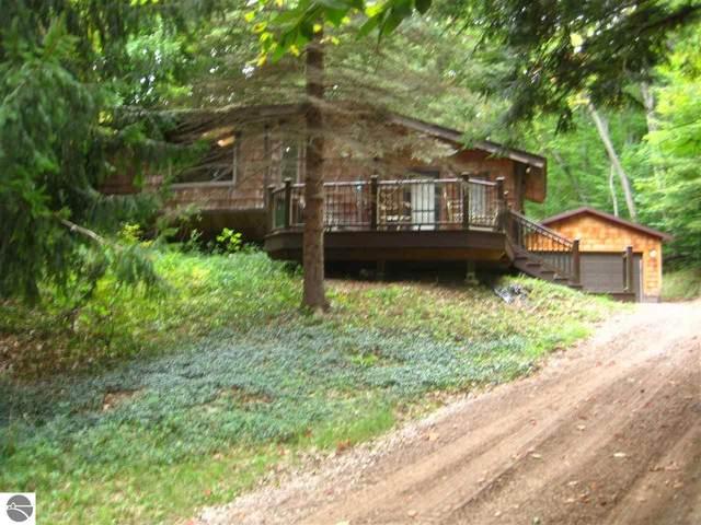 1801 E Old Mountain Road, Cedar, MI 49621 (MLS #1893336) :: Boerma Realty, LLC