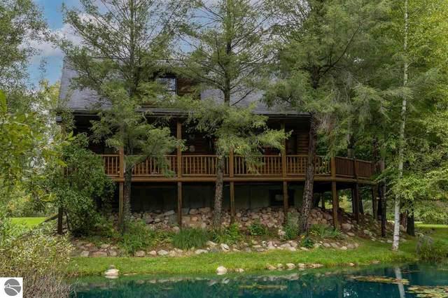 1819 Willow Wood Drive, Mt Pleasant, MI 48858 (MLS #1894161) :: Boerma Realty, LLC