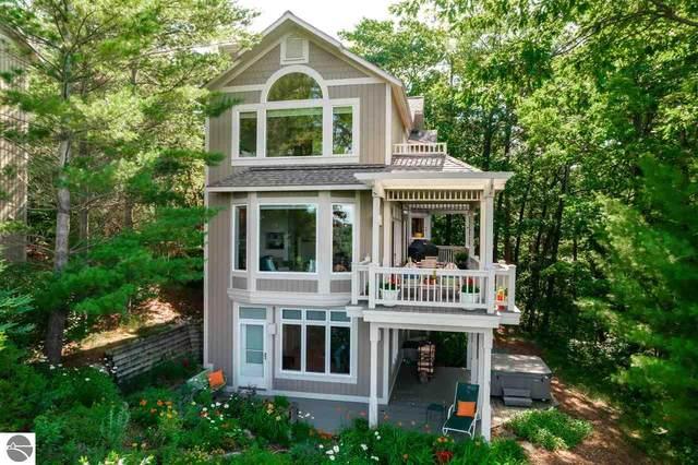 34 Brook Hill Cottages, Glen Arbor, MI 49636 (MLS #1894322) :: Team Dakoske   RE/MAX Bayshore