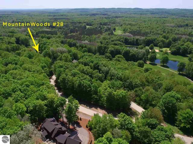 000-Unit 28 Mountain Woods Drive, Thompsonville, MI 49683 (MLS #1812715) :: Michigan LifeStyle Homes Group