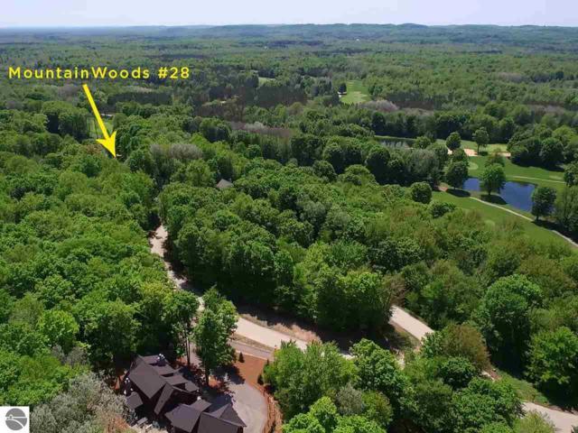 000-Unit 28 Mountain Woods Drive, Thompsonville, MI 49683 (MLS #1812715) :: Brick & Corbett