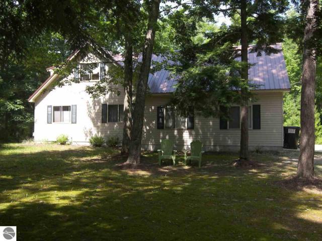 7738 W Harbor Highway, Glen Arbor, MI 49636 (MLS #1858423) :: Michigan LifeStyle Homes Group