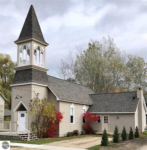 145 Rivershore Drive, Elk Rapids, MI 49629 (MLS #1869440) :: Boerma Realty, LLC