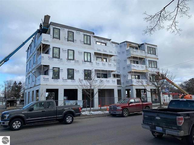 708 Randolph Street #205, Traverse City, MI 49684 (MLS #1869795) :: Boerma Realty, LLC