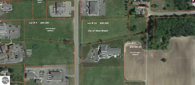 """0"" ~ 4 Progress Street, West Branch, MI 48661 (MLS #1869915) :: Brick & Corbett"