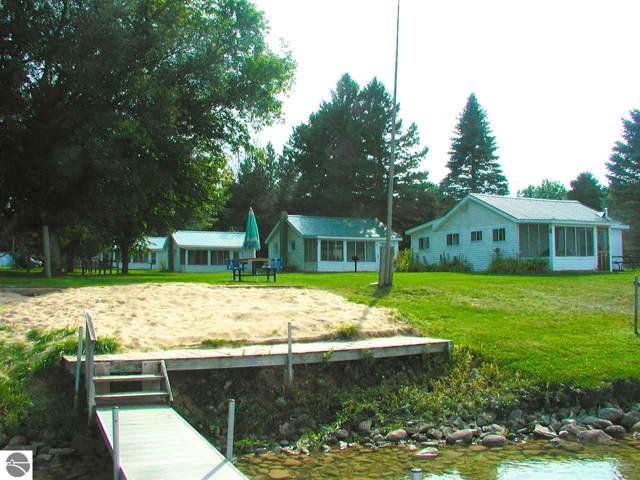 958 E Mullett Lake Road, Indian River, MI 49749 (MLS #1871153) :: Team Dakoske | RE/MAX Bayshore