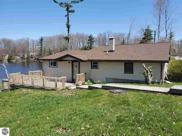12601 Wells Lake Drive, Leroy, MI 49655 (MLS #1871588) :: Michigan LifeStyle Homes Group