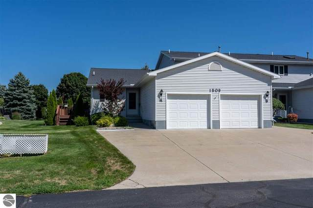 1509 Gaylord Street Unit A, Mt Pleasant, MI 48858 (MLS #1871716) :: Michigan LifeStyle Homes Group