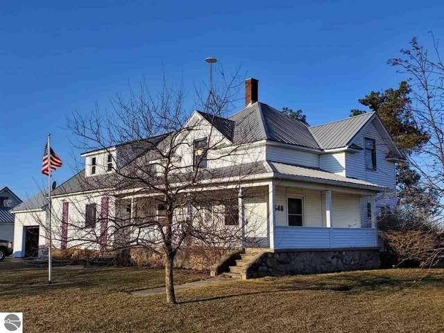 2548 E Mcgregor Road, St Louis, MI 48880 (MLS #1873154) :: Boerma Realty, LLC