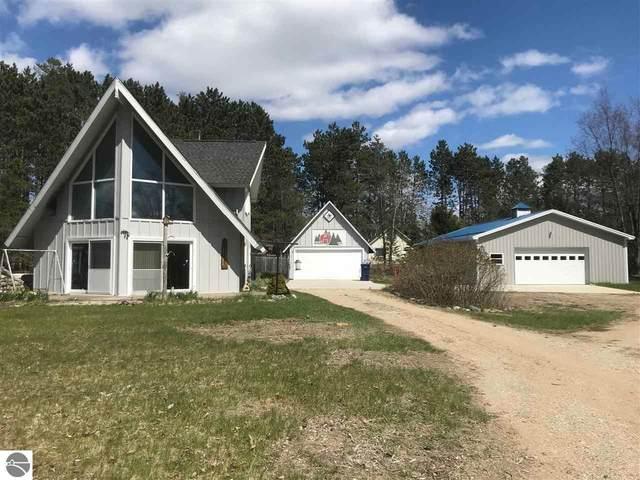 3161 Pinehurst Drive, Lake, MI 48632 (MLS #1874164) :: Boerma Realty, LLC