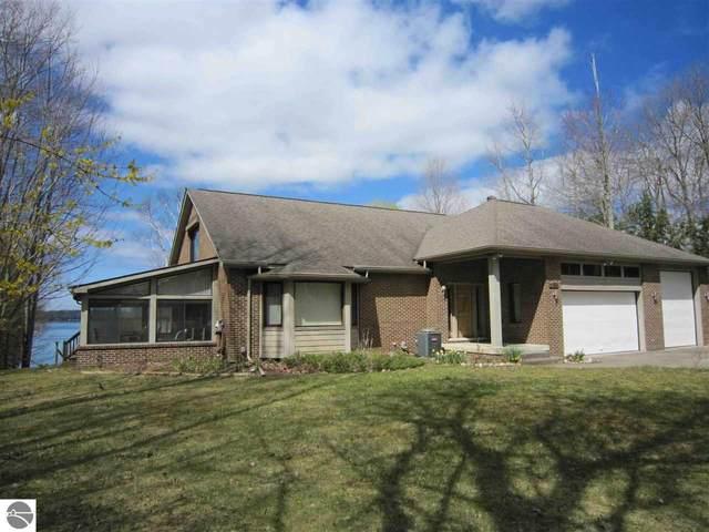 253 NE Torch Lake Drive, Central Lake, MI 49622 (MLS #1874305) :: Michigan LifeStyle Homes Group