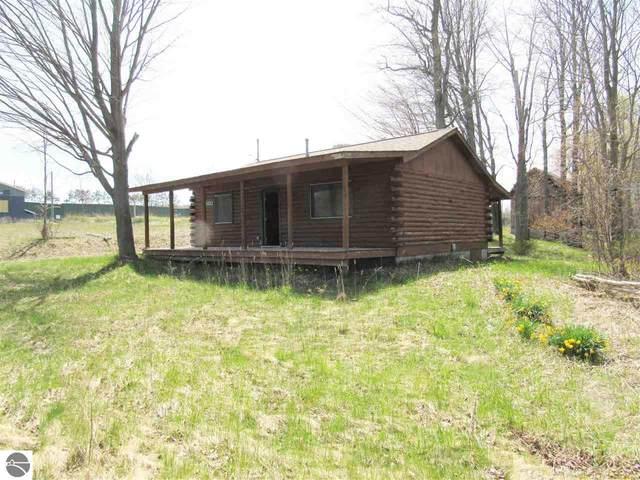 2422 Benzie Highway, Benzonia, MI 49616 (MLS #1874653) :: Michigan LifeStyle Homes Group