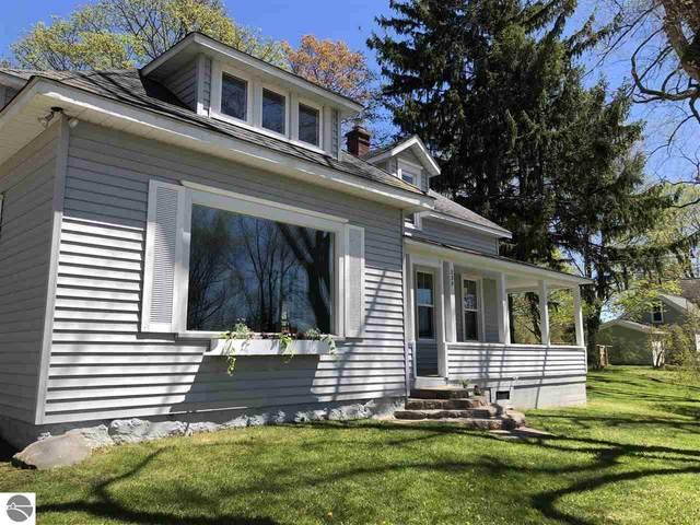 239 Center Street, Elk Rapids, MI 49629 (MLS #1874836) :: Michigan LifeStyle Homes Group