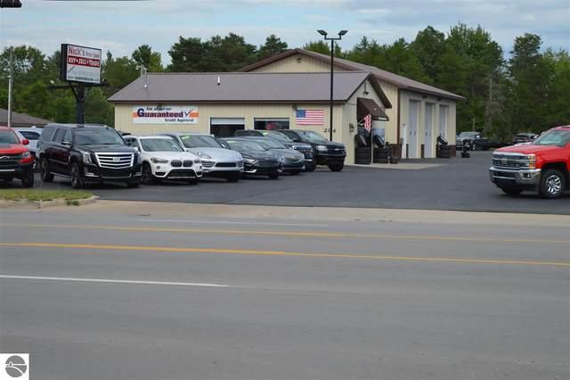 202 & 204 N Cedar Street, Kalkaska, MI 49646 (MLS #1877504) :: Michigan LifeStyle Homes Group