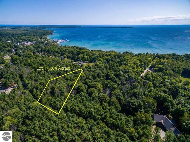Lot 2 N Vincer Way, Northport, MI 49670 (MLS #1878401) :: Michigan LifeStyle Homes Group