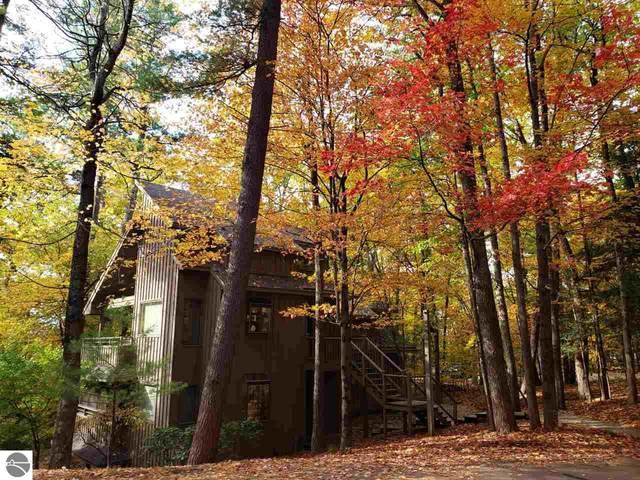 37 Hawks Nest #37, Glen Arbor, MI 49636 (MLS #1880137) :: Brick & Corbett