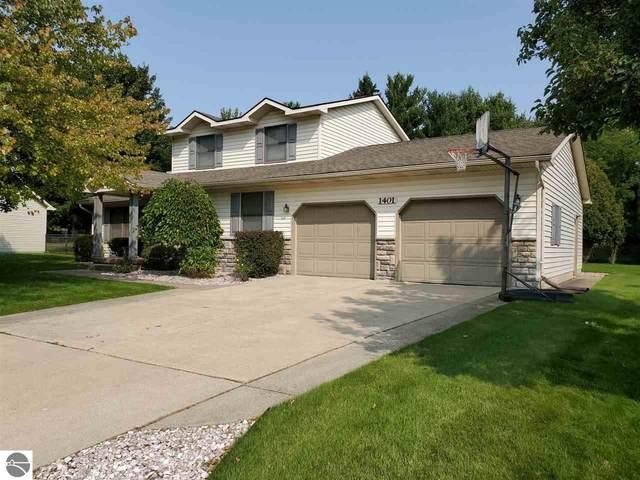 1401 Crestwood Drive, Mt Pleasant, MI 48858 (MLS #1880191) :: Michigan LifeStyle Homes Group