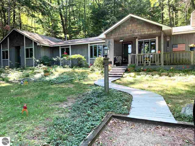 7088 S Glen Lake Road, Glen Arbor, MI 49636 (MLS #1881070) :: Michigan LifeStyle Homes Group