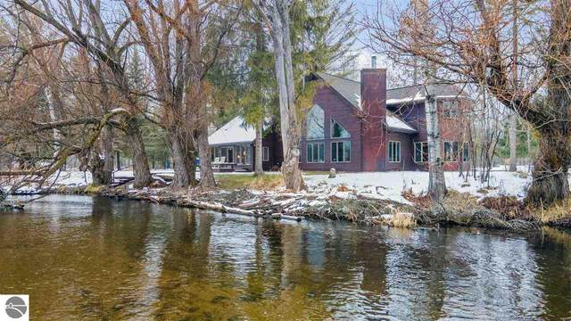10023 Twin Bridge Road, Grayling, MI 49738 (MLS #1883384) :: Michigan LifeStyle Homes Group