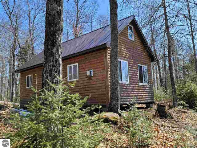 16532 S Scenic Drive, Barbeau, MI 49710 (MLS #1885627) :: Michigan LifeStyle Homes Group