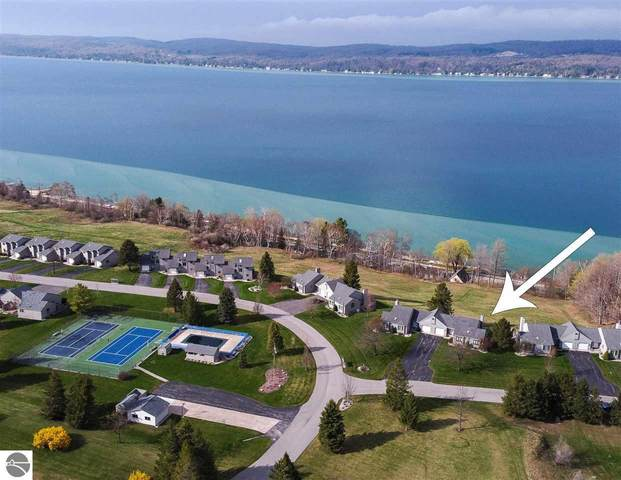 6460 Ridge Drive #10, Benzonia, MI 49616 (MLS #1886142) :: Michigan LifeStyle Homes Group
