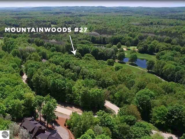 000-Unit 27 Mountain Woods Drive, Thompsonville, MI 49683 (MLS #1869071) :: Boerma Realty, LLC