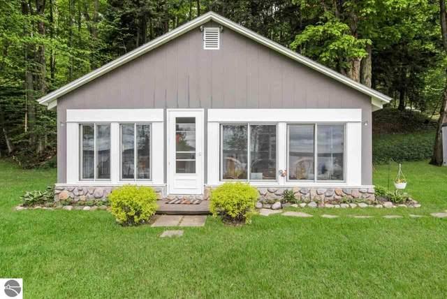 7655 NW Torch Lake Drive, Kewadin, MI 49648 (MLS #1874680) :: Michigan LifeStyle Homes Group