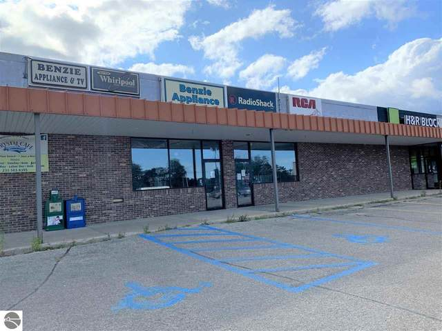 1681 Benzie Highway 3 & 4A, Benzonia, MI 49616 (MLS #1855564) :: Brick & Corbett