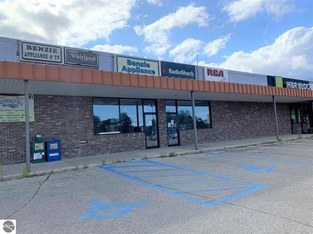 1681 Benzie Highway 4A, Benzonia, MI 49616 (MLS #1855575) :: Brick & Corbett