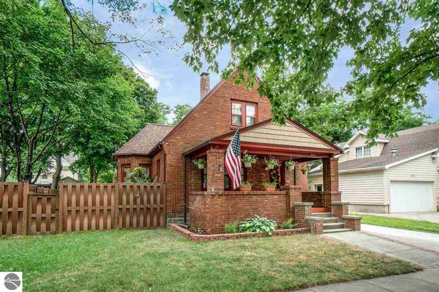 403 N University Street, Mt Pleasant, MI 48858 (MLS #1877177) :: Michigan LifeStyle Homes Group