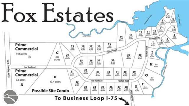 2249 Fox Run Road, West Branch, MI 48661 (MLS #1763194) :: Michigan LifeStyle Homes Group