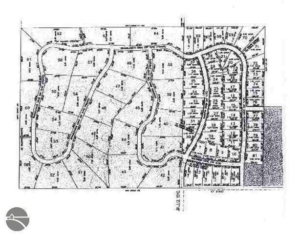 Lot 45 Bramblewood Drive, Cadillac, MI 49601 (MLS #1841545) :: CENTURY 21 Northland