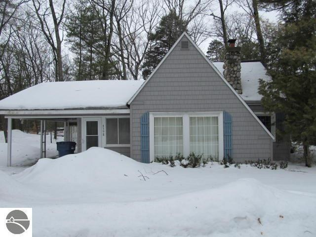 4398 Lake Avenue, Interlochen, MI 49643 (MLS #1858156) :: Team Dakoske | RE/MAX Bayshore