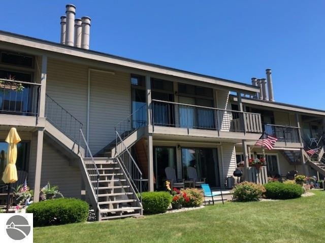 121 N Bridge Street #104, Elk Rapids, MI 49629 (MLS #1858567) :: Team Dakoske   RE/MAX Bayshore