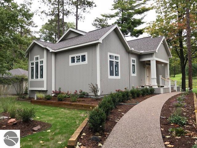 44 Brook Hill Cottages, Glen Arbor, MI 49636 (MLS #1859754) :: Team Dakoske   RE/MAX Bayshore