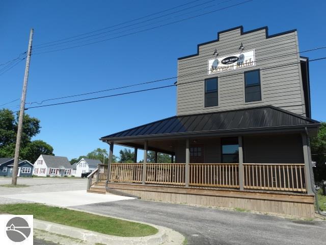 112 N State Street, Oscoda, MI 48750 (MLS #1864885) :: Team Dakoske | RE/MAX Bayshore