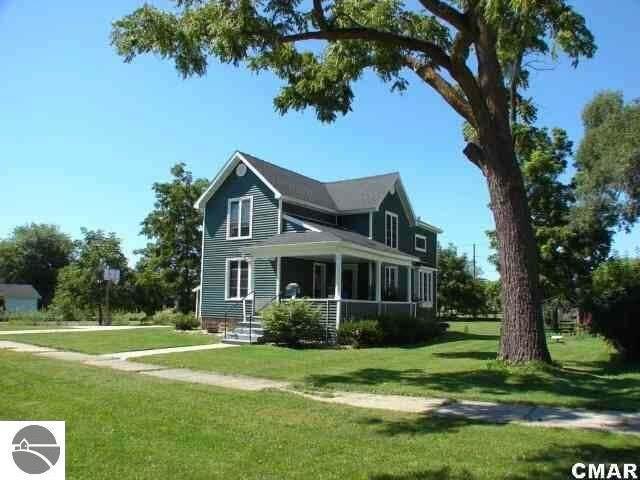 324 S Main Street, Ithaca, MI 48847 (MLS #1873040) :: Boerma Realty, LLC