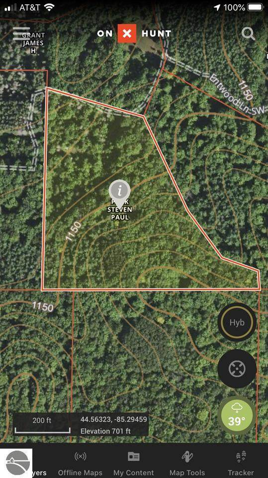 000 Entwood Lane, Fife Lake, MI 49633 (MLS #1874209) :: Michigan LifeStyle Homes Group