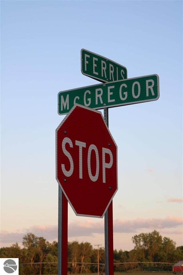 TBD N Ferris Road, Riverdale, MI 48877 (MLS #1888076) :: Brick & Corbett