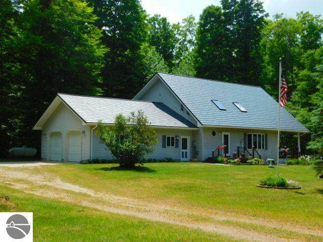 6236 Camp Tanuga Road, Kalkaska, MI 49646 (MLS #1888826) :: Boerma Realty, LLC
