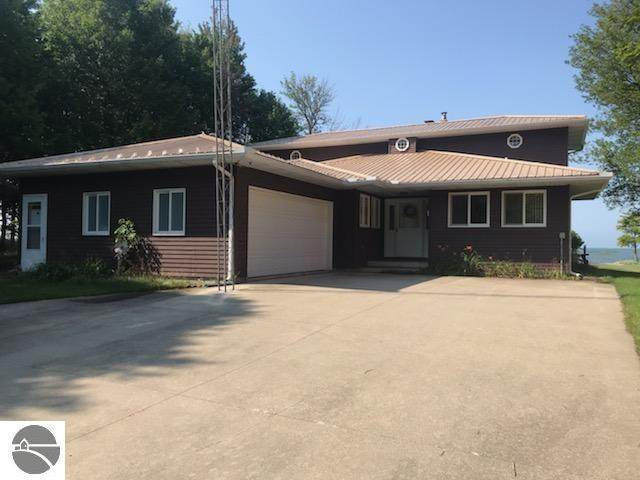 2836 E Booth Road, Au Gres, MI 48703 (MLS #1890444) :: Boerma Realty, LLC