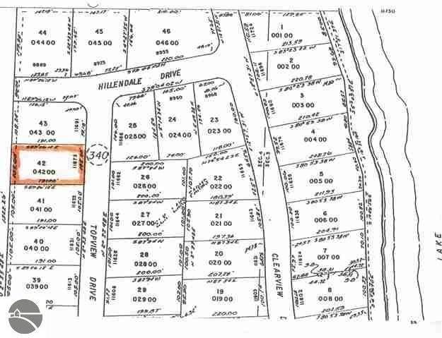 11673 Topview Drive, Williamsburg, MI 49690 (MLS #1890607) :: Brick & Corbett