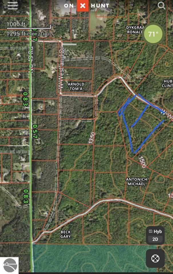 V/L 01 Woodland Drive, Cadillac, MI 49601 (MLS #1893055) :: Brick & Corbett