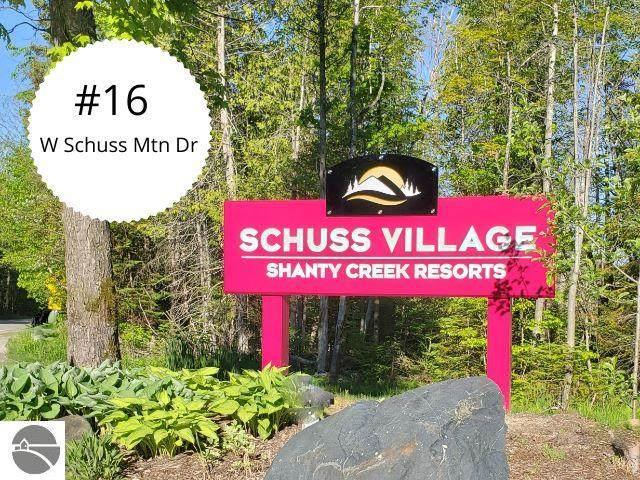 16 W Schuss Mountain Drive, Bellaire, MI 49615 (MLS #1885311) :: Boerma Realty, LLC