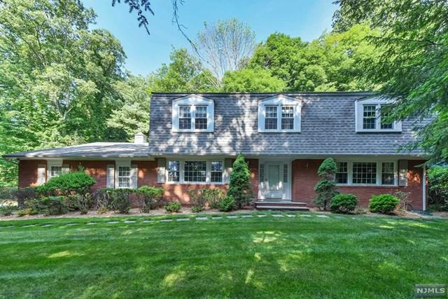 5 Old Acres Rd, Saddle River, NJ 07458 (#1725265) :: RE/MAX Properties