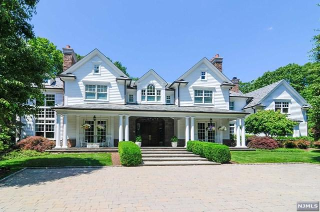 45 Ackerman Rd, Saddle River, NJ 07458 (#1725293) :: RE/MAX Properties